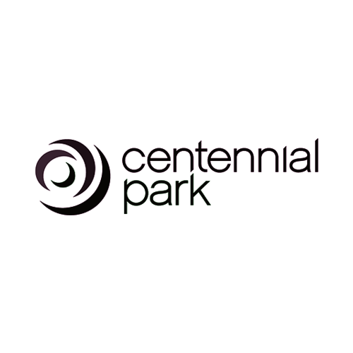 Centennial Park logo
