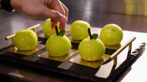 Love Stephy Apple Dessert