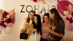 ZOHAIR Launch Party